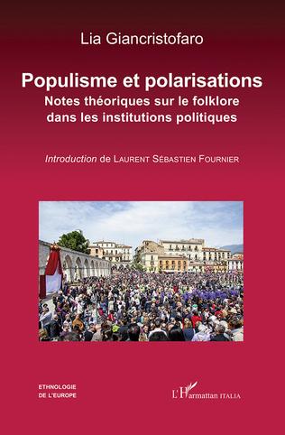 Couverture Populisme et polarisations