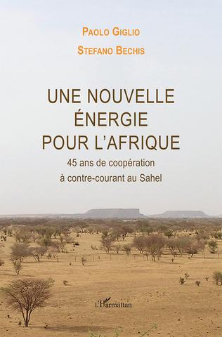 Couverture Une nouvelle énergie pour l'Afrique