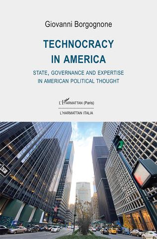 Couverture Technocracy in America