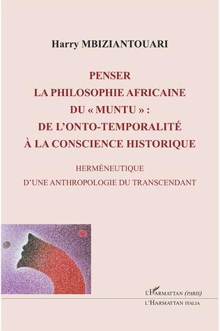 Couverture Penser la philosophie africaine du