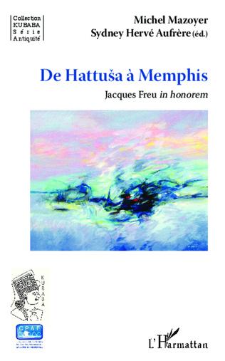 Couverture De Hattusa à Memphis