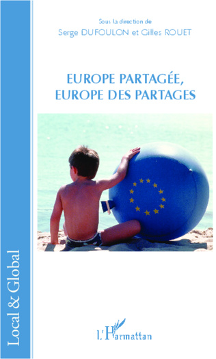 Couverture Europe partagée, Europe des partages