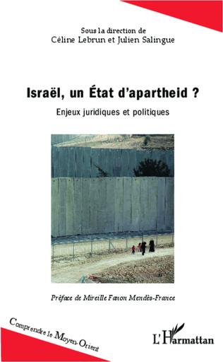 Couverture Israël, un Etat d'apartheid ?