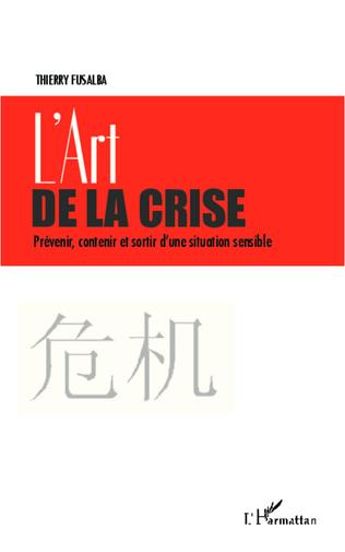 Couverture L'art de la crise