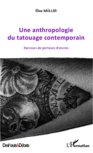 Couverture Une anthropologie du tatouage contemporain