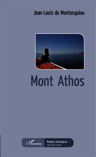 Couverture Mont Athos
