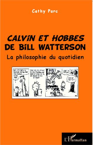 Couverture Calvin et Hobbes de Bill Watterson