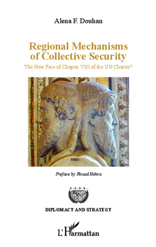 Couverture Regional mechanisms of collective security