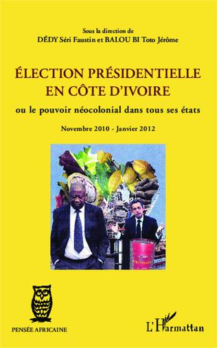 Couverture Election présidentielle en Côte d'Ivoire