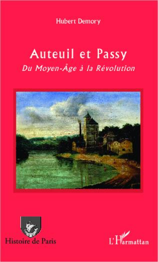 Couverture Auteuil et Passy