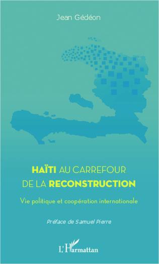 Couverture Haïti au carrefour de la reconstruction