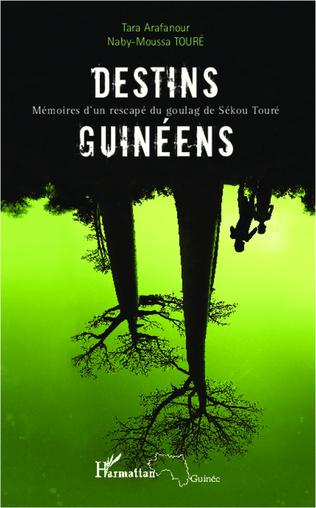 Couverture Destins guinéens