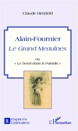 Couverture Alain-Fournier
