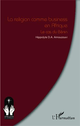 Couverture La religion comme business en Afrique