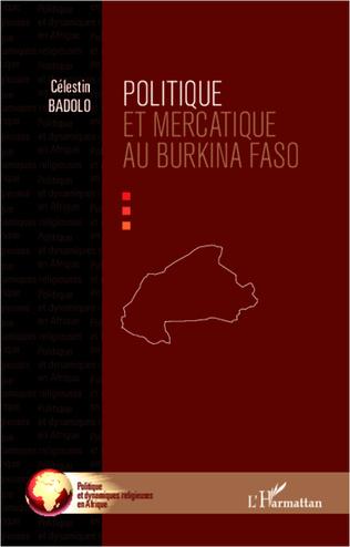 Couverture Politique et mercatique au Burkina Faso