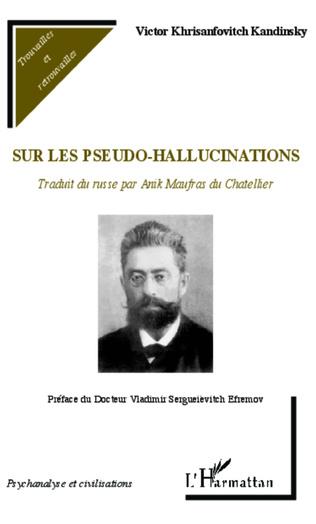 Couverture Sur les pseudo-hallucinations