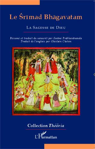Couverture Le Srimad Bhagavatam