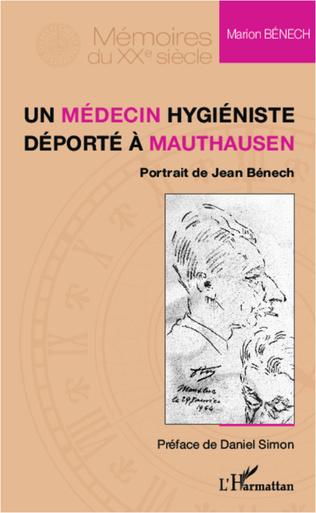 Couverture Un médecin hygiéniste déporté à Mauthausen