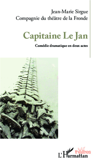 Couverture Capitaine Le Jan