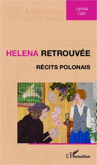 Couverture Helena retrouvée