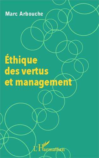Couverture Éthique des vertus et management