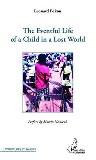 Couverture The eventful life of a child in a lost world