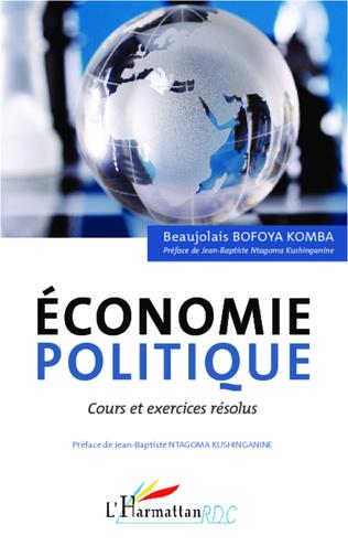 Couverture Economie politique