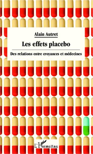 Couverture Les effets placebo