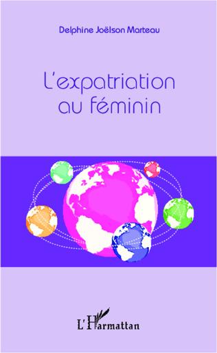 Couverture L'expatriation au féminin