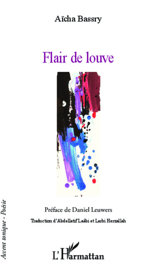 Couverture Flair de louve