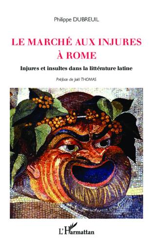 Couverture Le marché aux injures à Rome