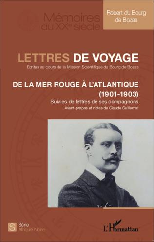 Couverture Lettres de voyage