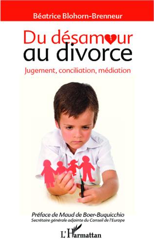 Couverture Du désamour au divorce