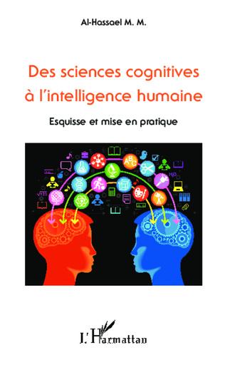 Couverture Des sciences cognitives à l'intelligence humaine