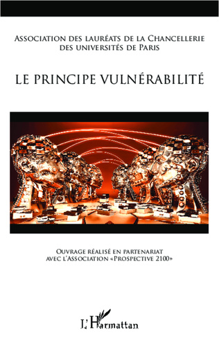 Couverture Le principe vulnérabilité