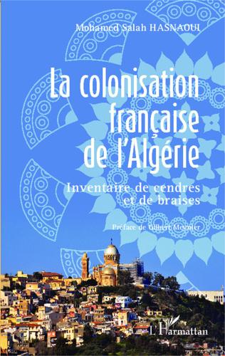 Couverture La colonisation française de l'Algérie