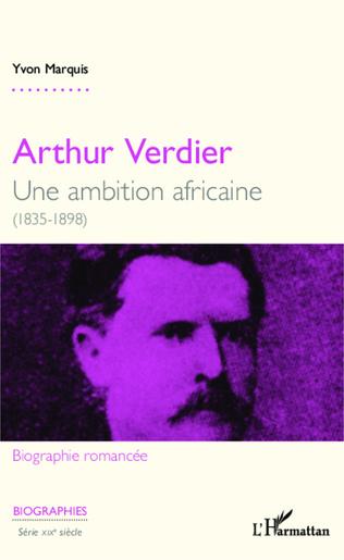 Couverture Arthur Verdier