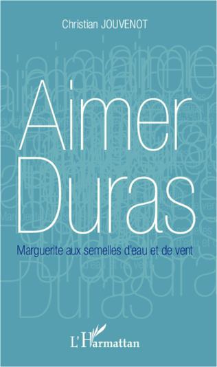 Couverture Aimer Duras