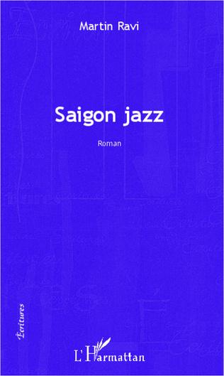 Couverture Saigon jazz