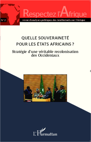 Couverture Quelle souveraineté pour les Etats africains ?