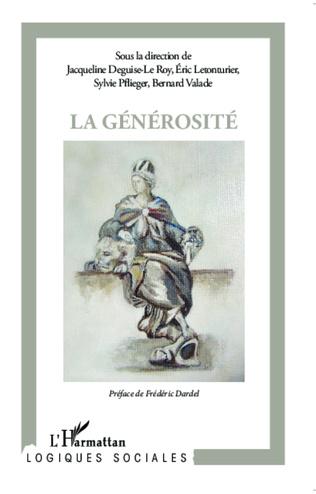 Couverture La générosité
