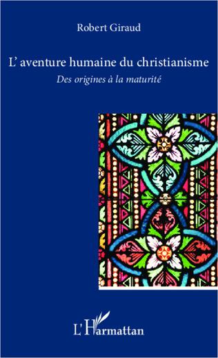 Couverture L'aventure humaine du christianisme