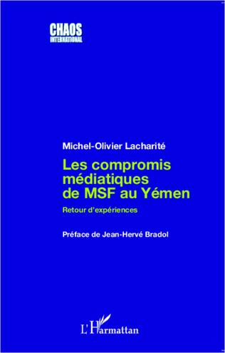 Couverture Les compromis médiatiques de MSF au Yémen