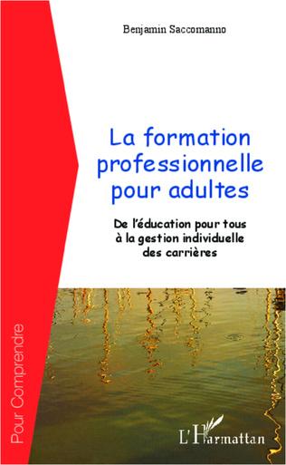 Couverture La formation professionnelle pour adultes