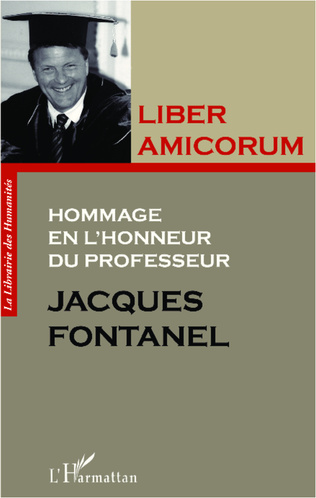 Couverture Liber amicorum