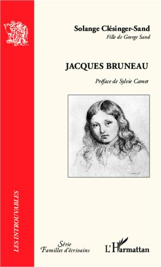 Couverture Jacques Bruneau