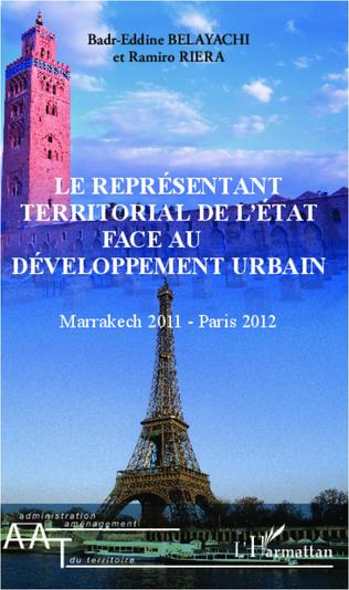 Couverture Le représentant territorial de l'Etat face au développement urbain