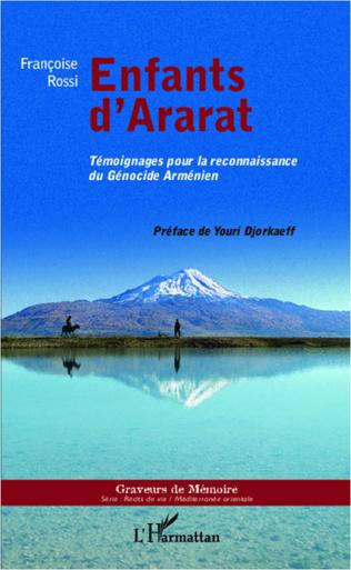 Couverture Enfants d'Ararat