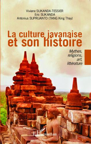 Couverture La culture javanaise et son histoire