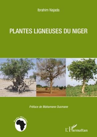Couverture Plantes ligneuses du Niger